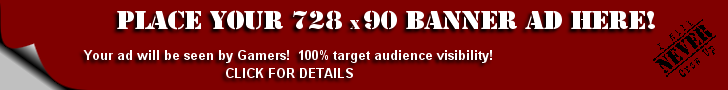 banner ad 728x90 red