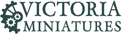 victoria miniatures logo
