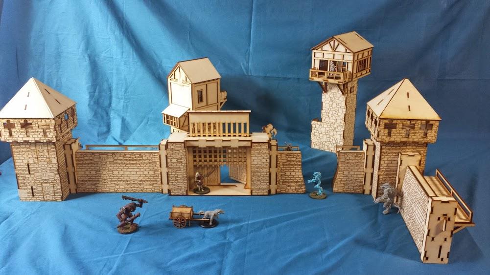 Walls-Set