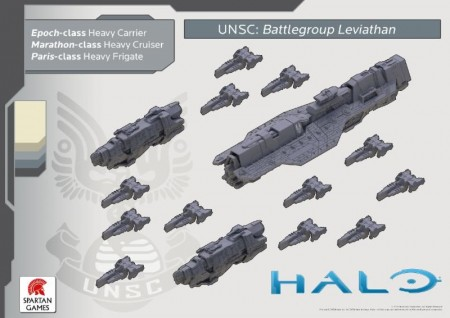 UNSC-Battlegroup