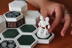 open board game 3d print