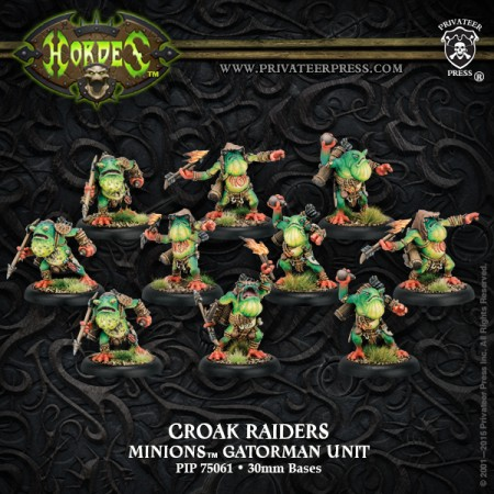 Croak-Raiders