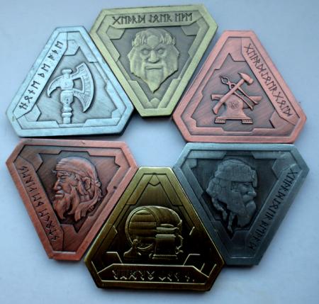 forgemaster coins