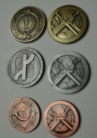 rangers coins