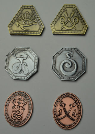 serpent coins