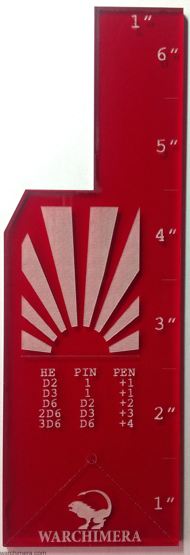 Japanese-range-ruler