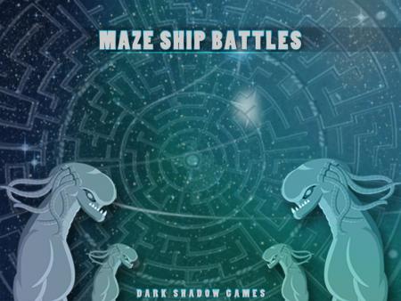 Maze-Ship-Battles