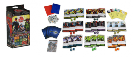 marvel dice masters aou