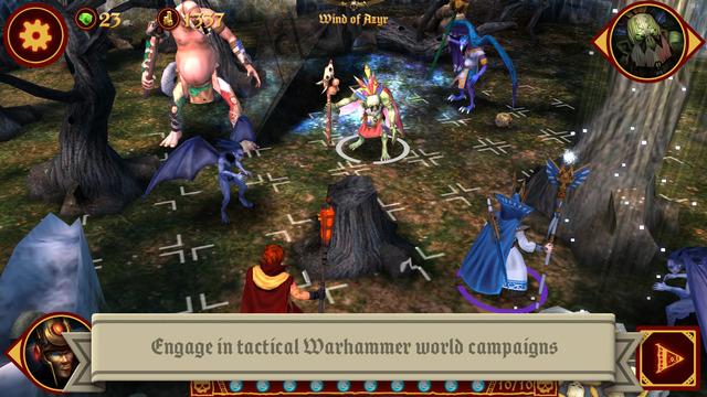 warhammer magic ios