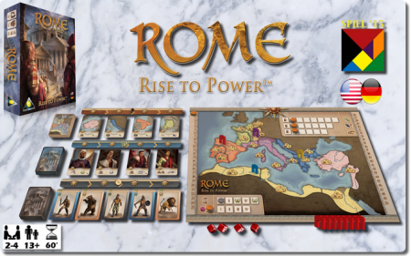 rome rise to power