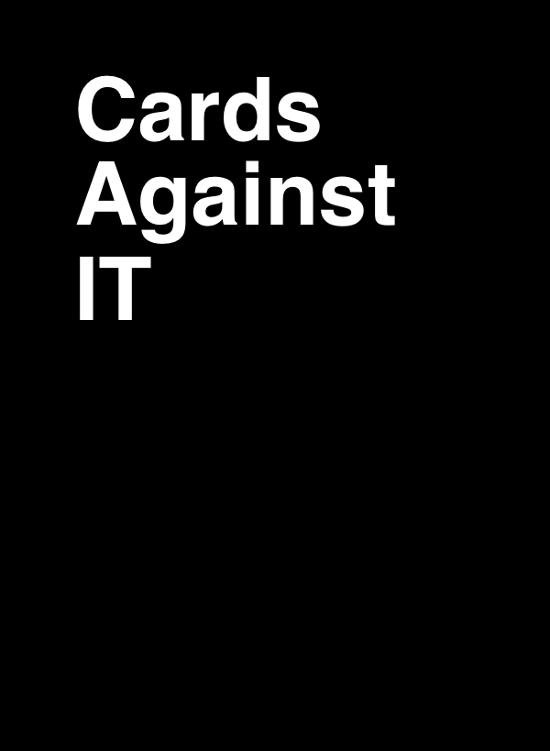 cardsagainstIT