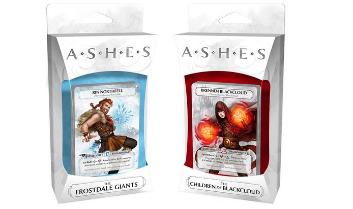 Ashes-Expansions
