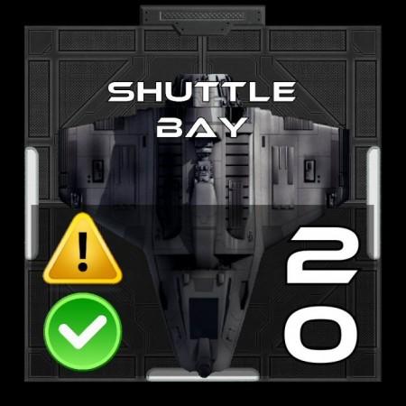Shuttle bay v3