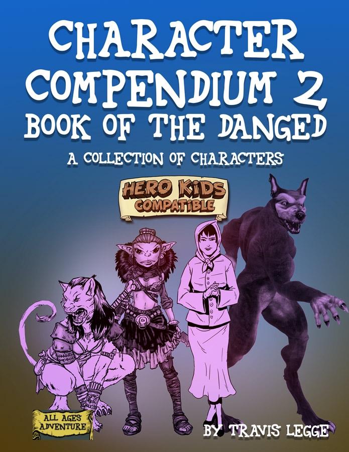 character compendium 2 herokids