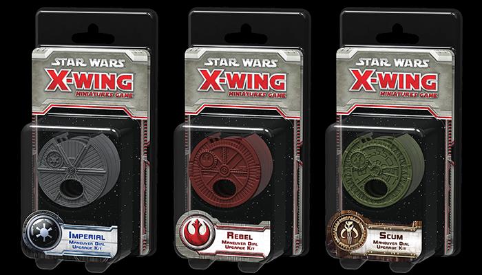 x-wing dials