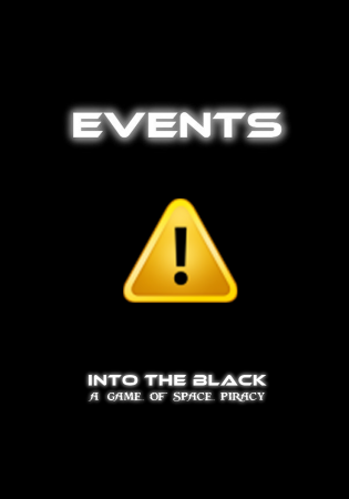 Into the Black - Event Card - BACK