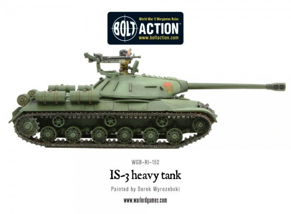 is3 heavy tank warlord