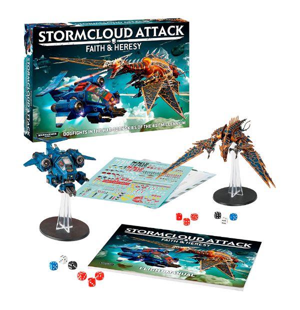 Stormcloud Attack Heresy