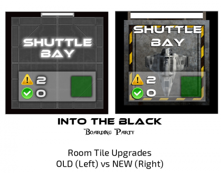 Into the Black - Boarding Party - Room Tile Upgrade Example