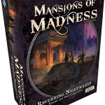 Figures, Tiles and Dearly Departed - Mansions of Madness