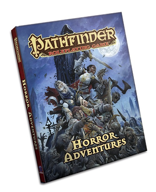 pathfinder horror adventures