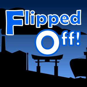 flipped-off