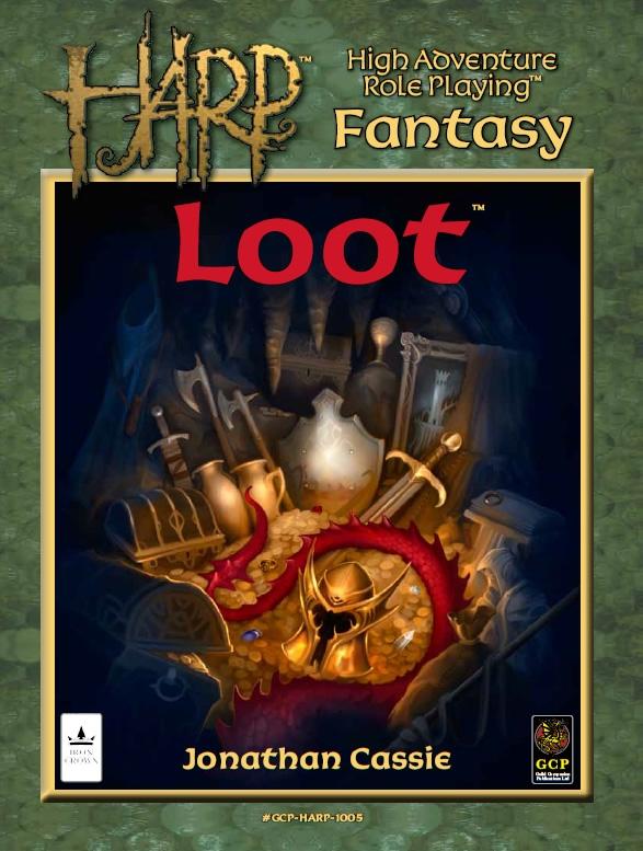 harp-loot