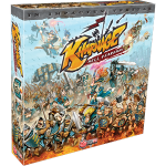 Asmodee announces Kharnage Fantasy Card Game