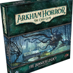 The Dunwich Legacy expansion arrives for Arkham Horror TCG