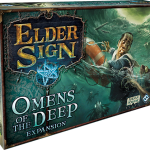 Omens of the Deep expansion for Elder Sign previewed