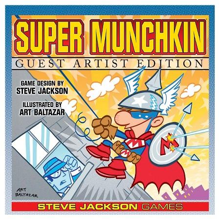 super munchkin guest artist