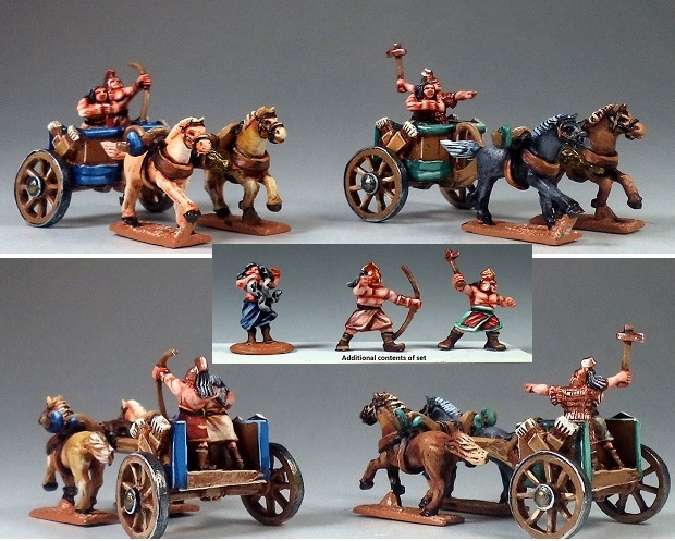 gasgan-chariots