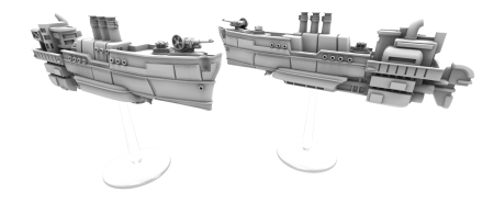 airship modules