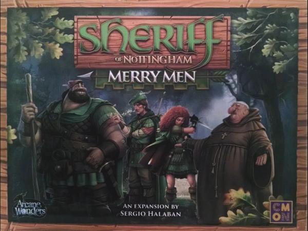 sherrif of notingham merry men