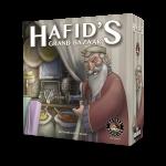 Hafids Grand Bazaar 3D Box Left Facing