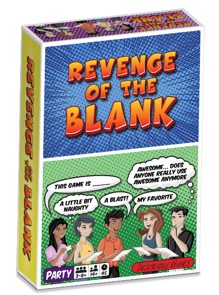 Revenge of the Blank box