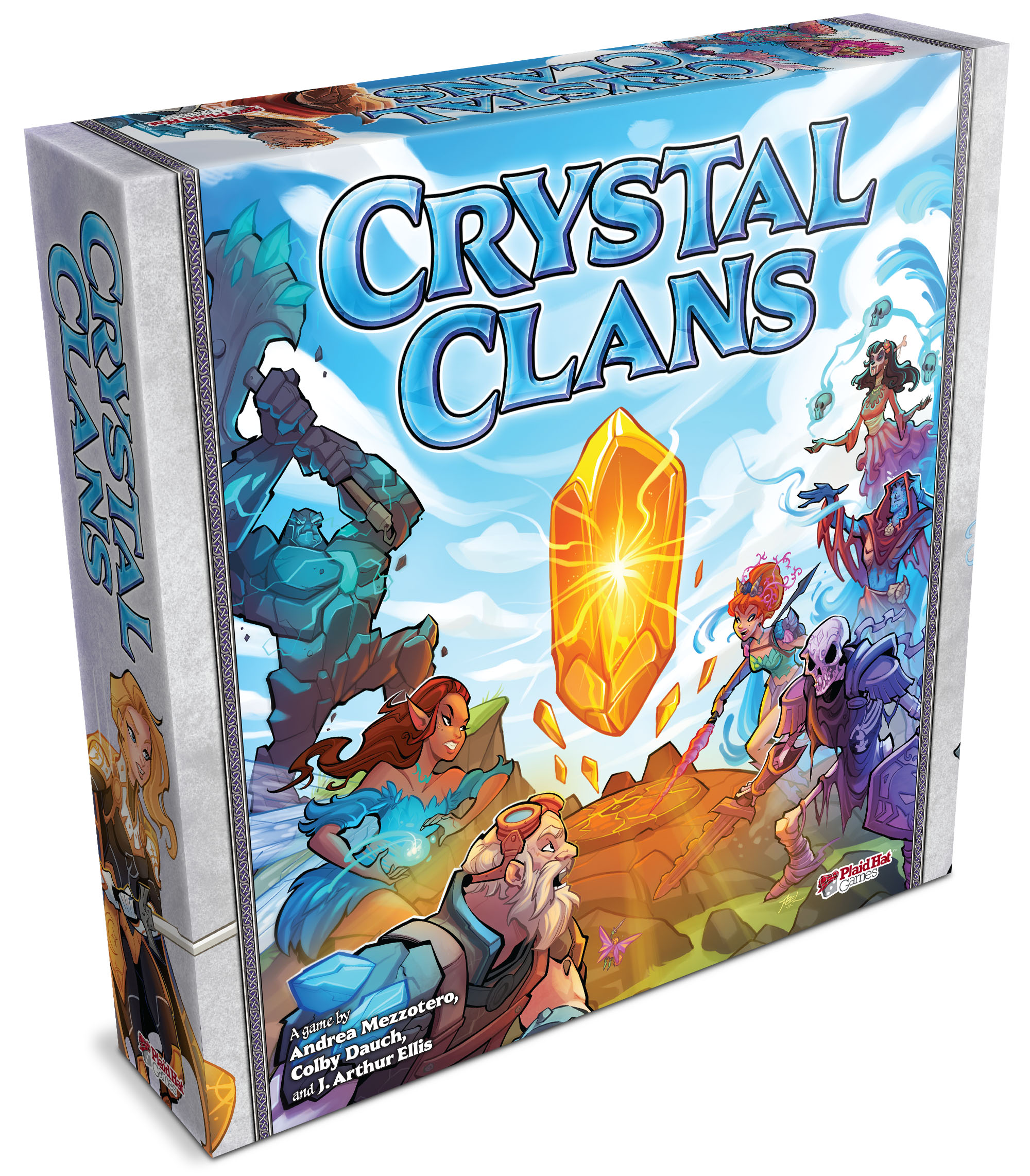 crystalclans