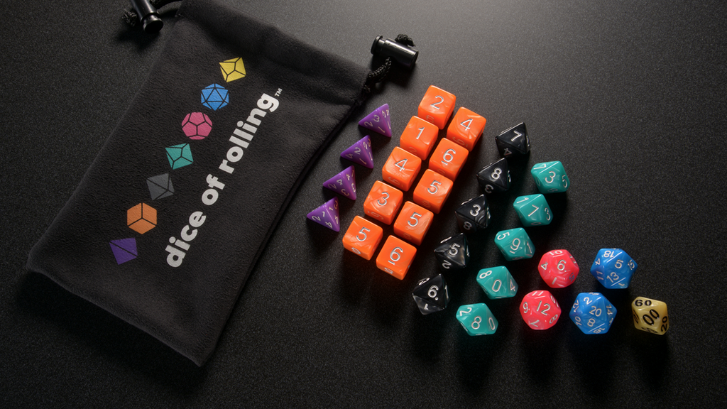 dice of rolling