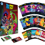 Teen Titans Go! Deck Building Game Announced by Cryptozoic