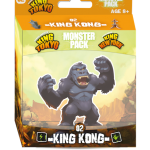 Iello Releasing King Kong Pack for King of Tokyo!