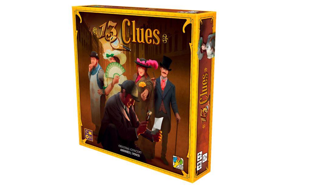 13-Clues