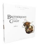 Asmodee Announces Brotherhood of the Coast for T.I.M.E Stories