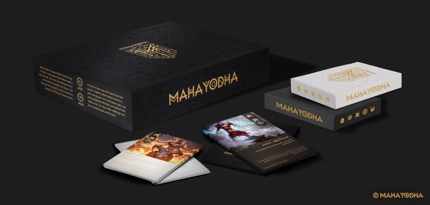 "Preview - Maha Yodha, ""The Greatest Warrior"" - Card Game"