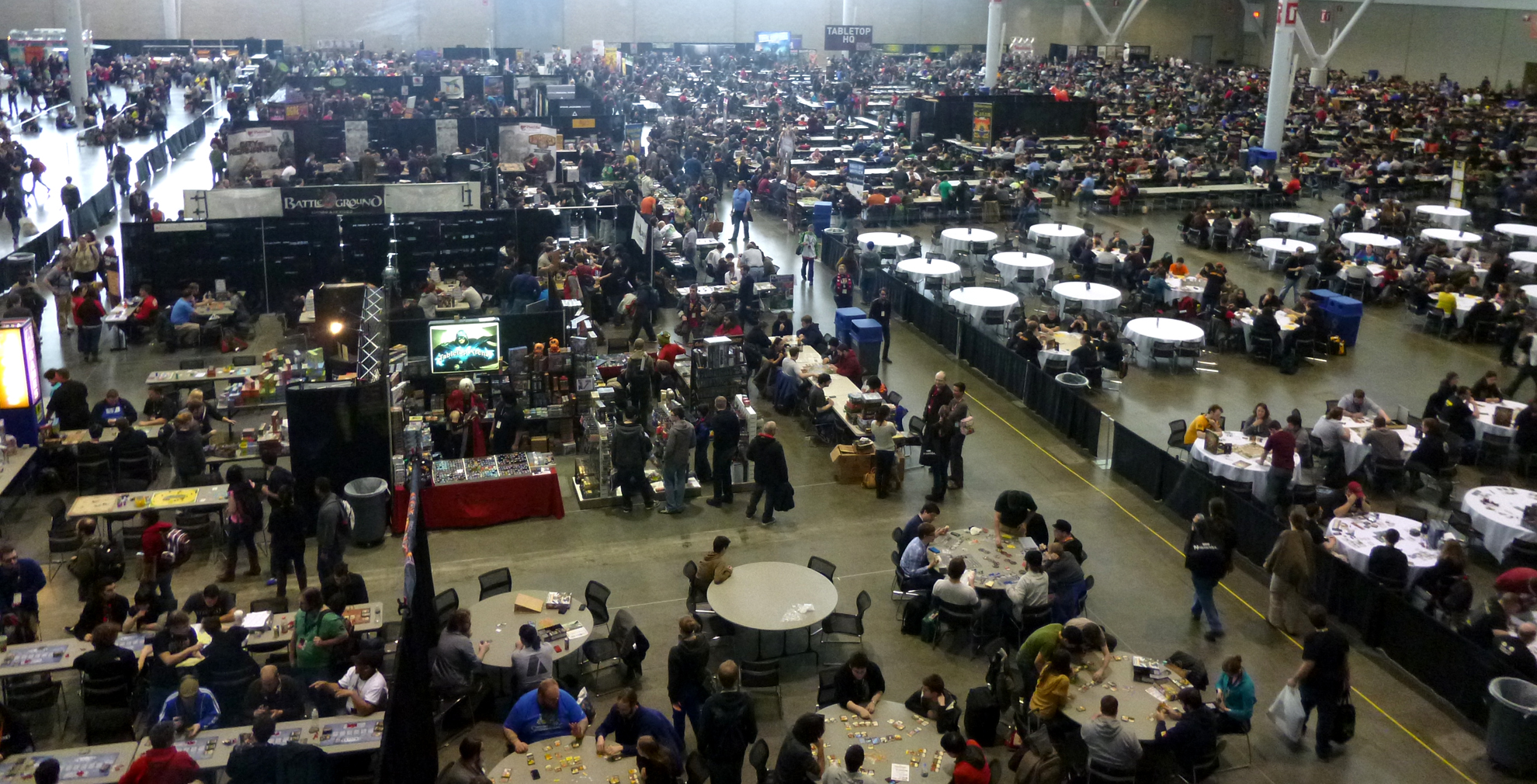 Surviving Gaming Conventions
