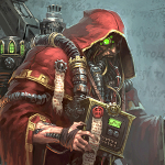 One Page Rules release Adeptus Mechanicus for 1p40K and 1pKT