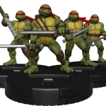 WizKids and Nickelodeon partner for TMNT HeroClix and Dice Masters
