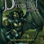 Wyrd announces Through The Breach Penny Dreadful One Shots