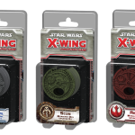 Ace Maneuvers - Maneuver Dial upgrade kits for X-Wing!