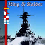 King and Kaiser scenario book released for Grand Fleets