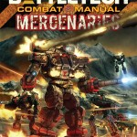 Catalyst Game Labs release Combat Manual: Mercenaries beta version